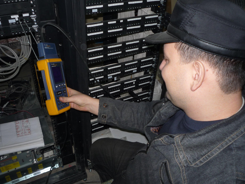 Кабельный тестер для сертификации медных СКС