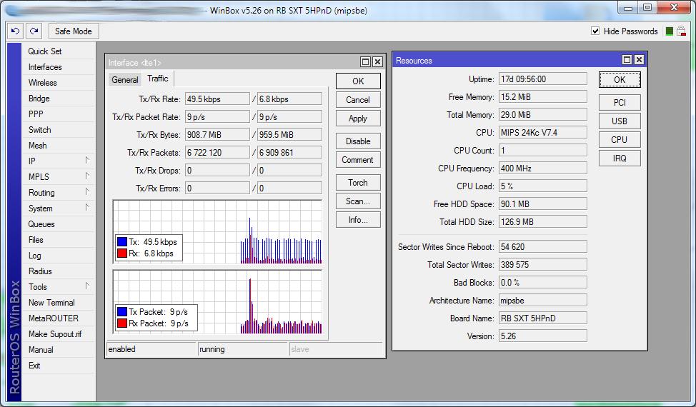 Mikrotik + Huawei E3372 (MTS 827F) - Mikrotik Wireless - Форумы NAG RU